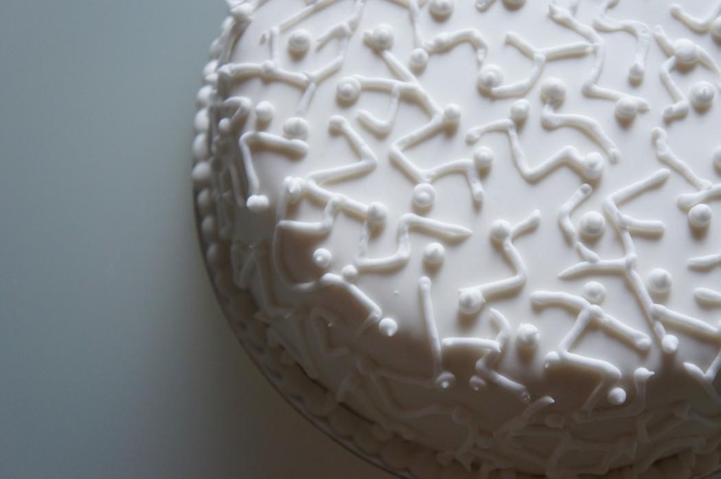 cake Haring
