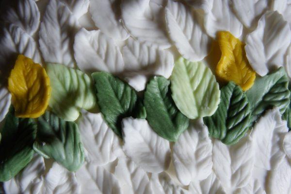 leaf cake