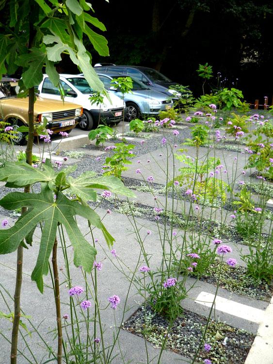 Wagon-Landscaping