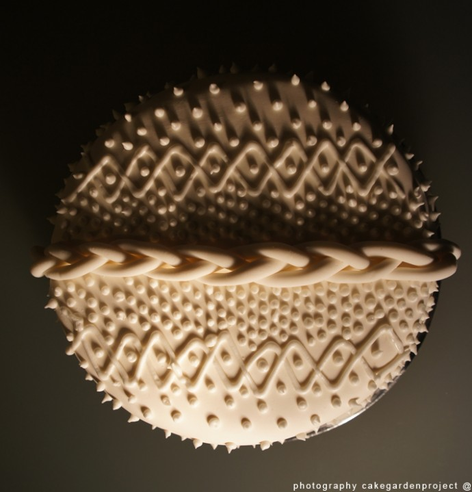 tricot cake