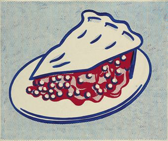 roy-lichtenstein-cherry-pie_