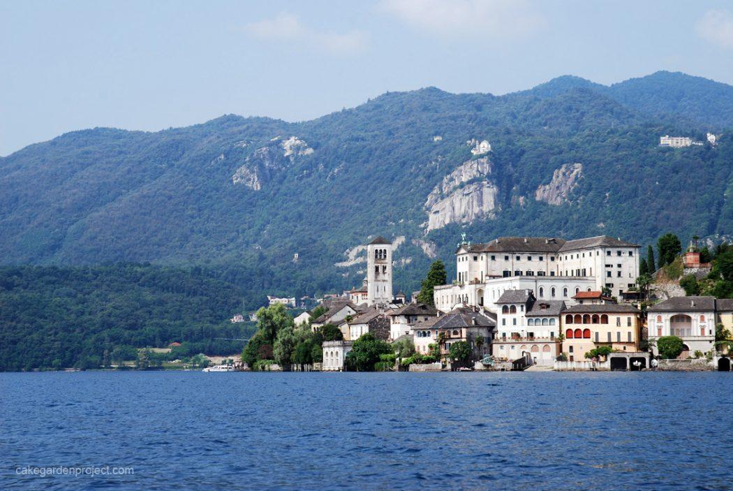 Orta San Giulio e il suo lago