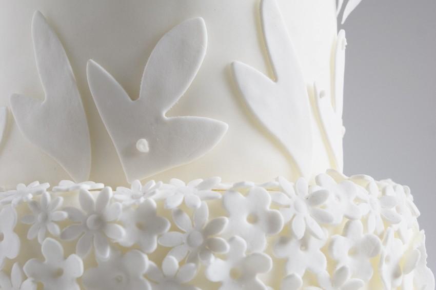 cake fiori matisse
