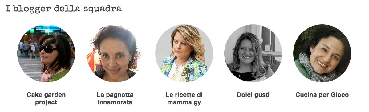 """blogger della sfida iFodd """"Saranno Famosi2"""