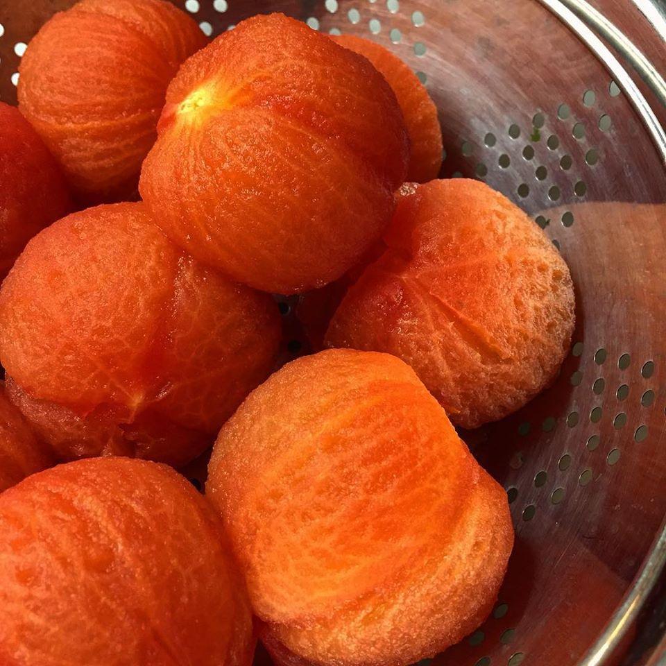granita di pomodori