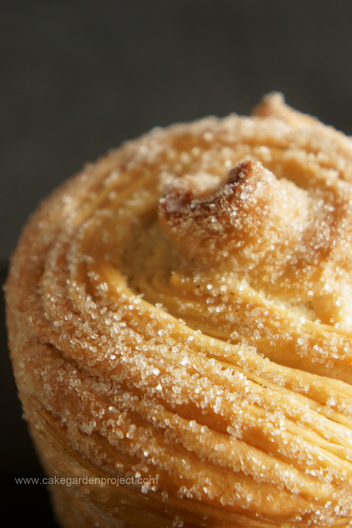 cruffin alla cannella