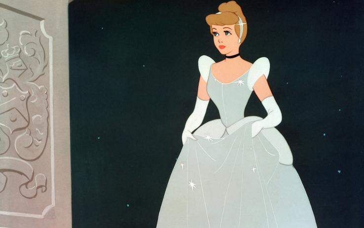 Tutte le favole di Cenerentola e la mia Cinderella cake