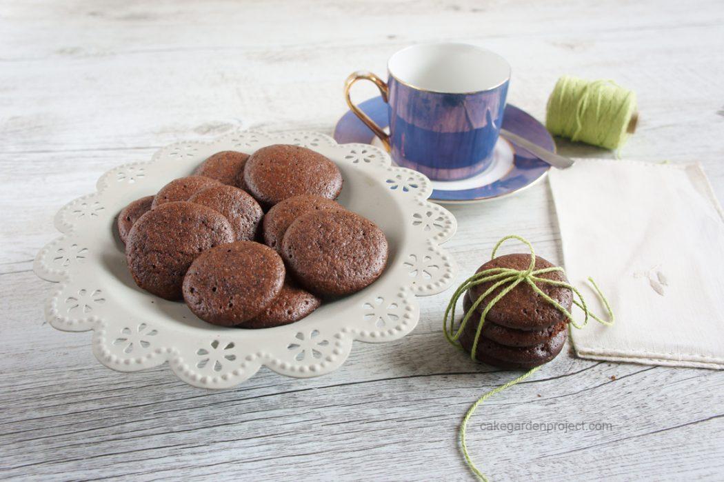 biscotti di farro e olio evo al cioccolato