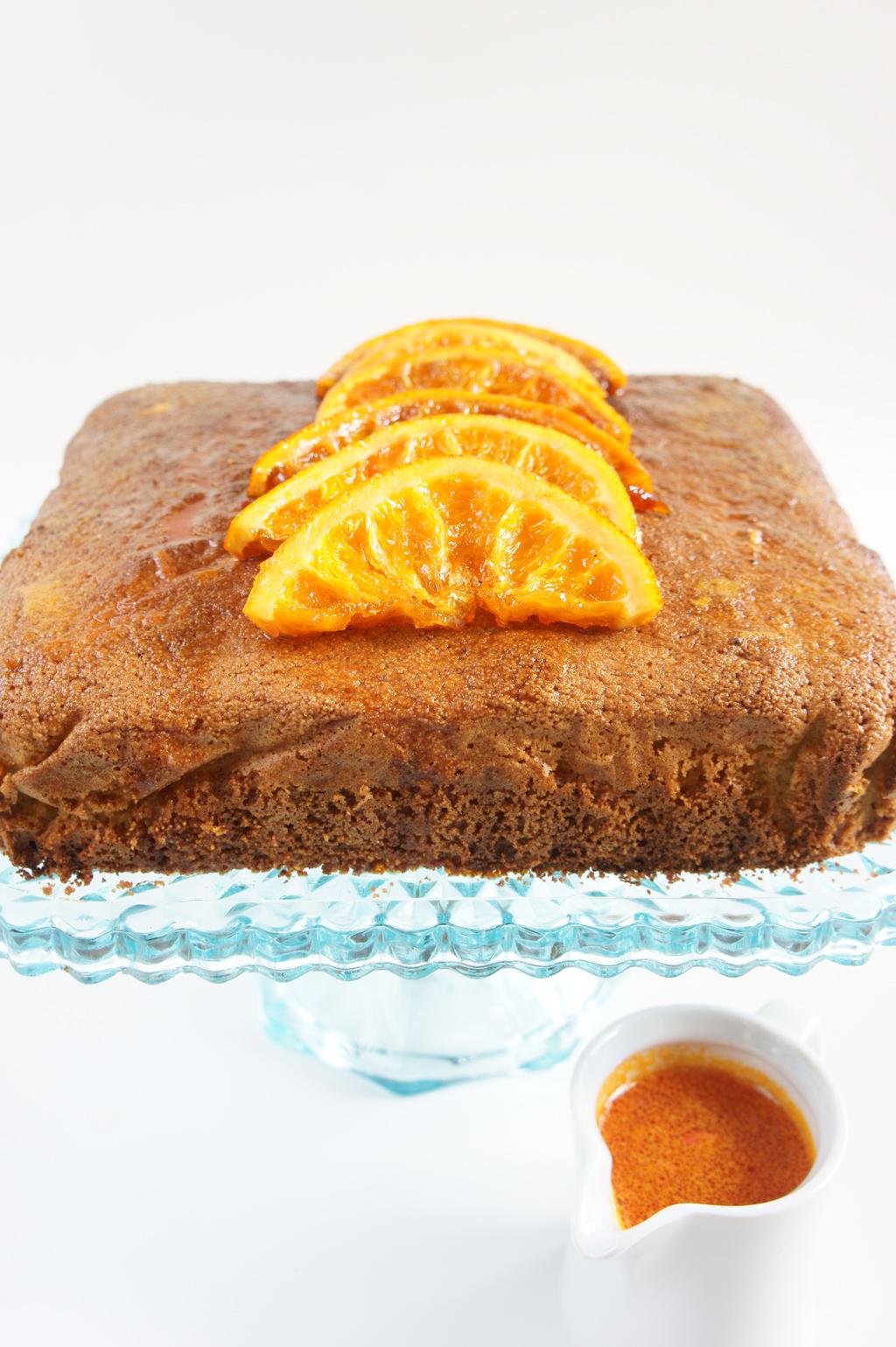 torta-di-semolino-all'arancia