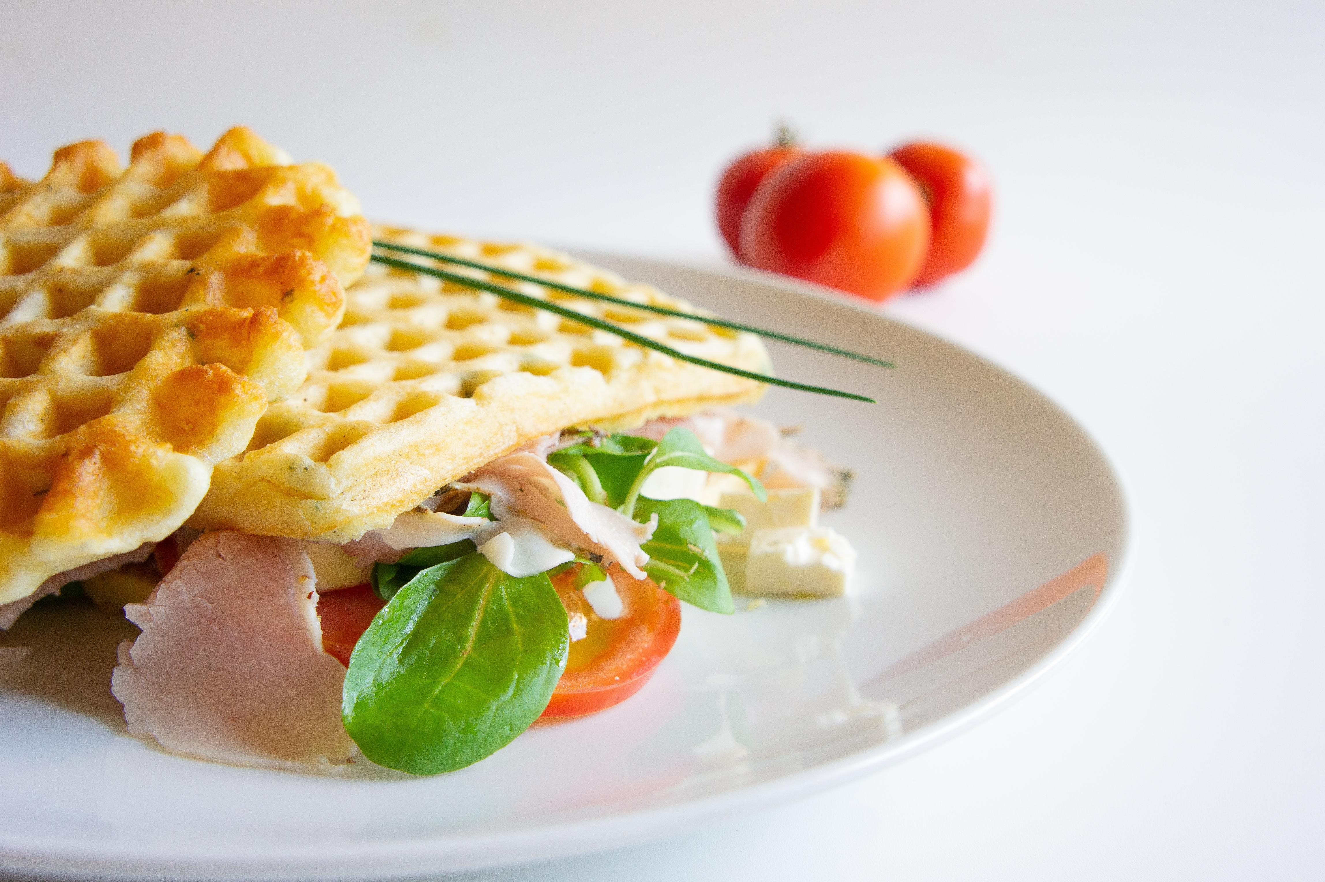 waffle-salato