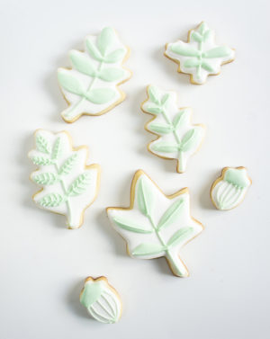 biscotti-a-forma-di-foglia
